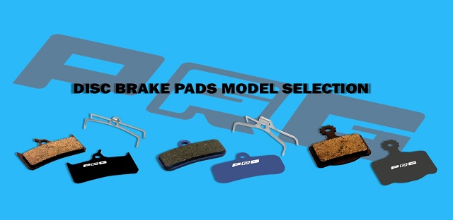PRG Disc Brake Pads Model Selection